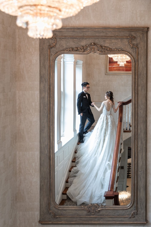 Wedding at Graydon Hall Manor, Toronto, Ontario, AGI Studio, 18