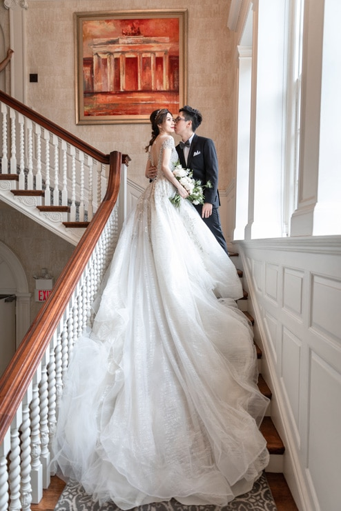 Wedding at Graydon Hall Manor, Toronto, Ontario, AGI Studio, 17