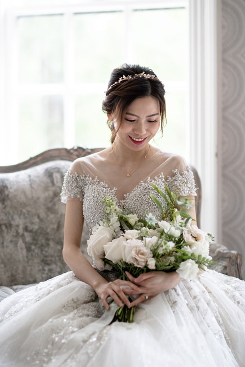 Wedding at Graydon Hall Manor, Toronto, Ontario, AGI Studio, 3