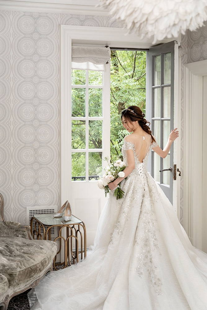 Wedding at Graydon Hall Manor, Toronto, Ontario, AGI Studio, 1
