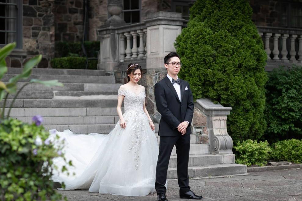 Wedding at Graydon Hall Manor, Toronto, Ontario, AGI Studio, 14