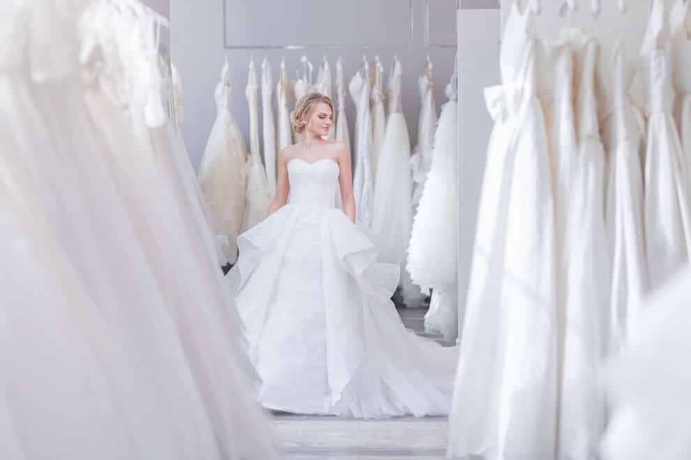 Store Your Wedding Dress