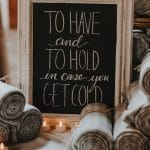 Thumbnail for 8 Ways to Take your Wedding from Cold to Cozy!