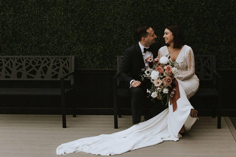 Wedding at The Symes, Toronto, Ontario, Bows & Lavender, 17