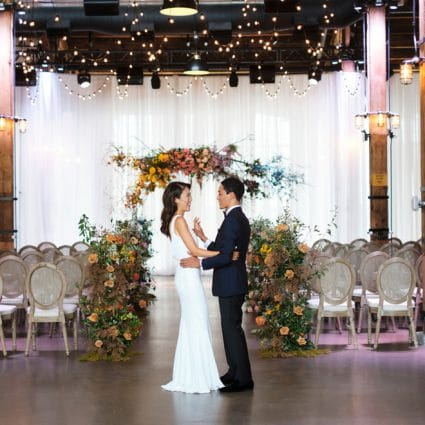 """Steam Whistle Brewery featured in In Service of Love Contest Winners Youn Sun and Arnell Say """"I…"""