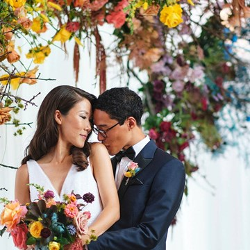 "In Service of Love Contest Winners Youn Sun and Arnell Say ""I Do"""