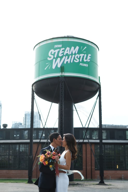 Wedding at Steam Whistle Brewery, Toronto, Ontario, Luminous Weddings, 28