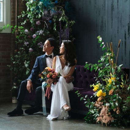 """Event Rental Group featured in In Service of Love Contest Winners Youn Sun and Arnell Say """"I…"""