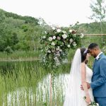 Thumbnail for Stephanie and Shaki's Tropical Meets Industrial Style Wedding at Evergreen Brick Works
