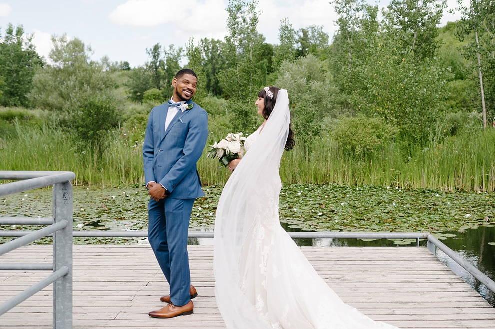 Wedding at Evergreen Brick Works, Toronto, Ontario, 17