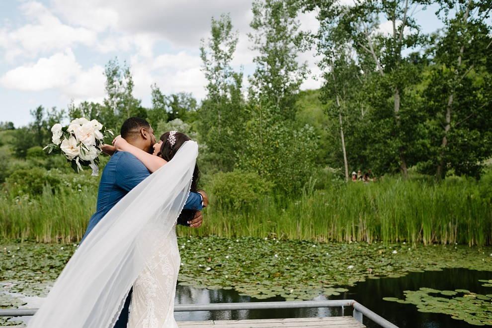 Wedding at Evergreen Brick Works, Toronto, Ontario, 19