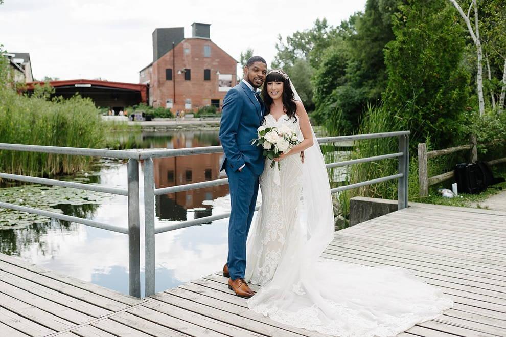 Wedding at Evergreen Brick Works, Toronto, Ontario, 20