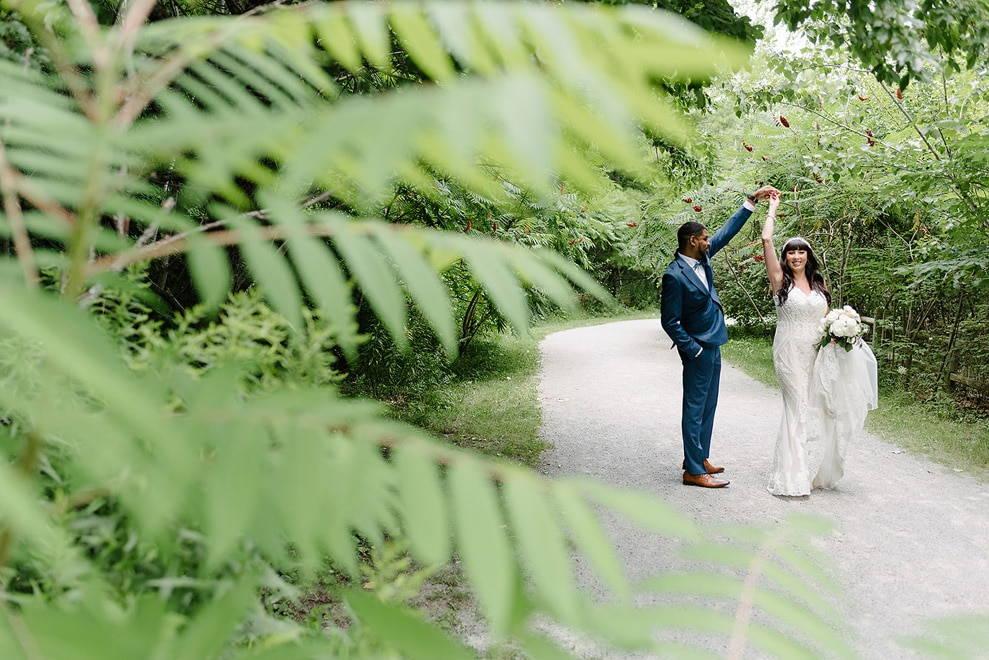 Wedding at Evergreen Brick Works, Toronto, Ontario, 22