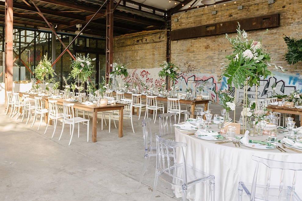Wedding at Evergreen Brick Works, Toronto, Ontario, 46