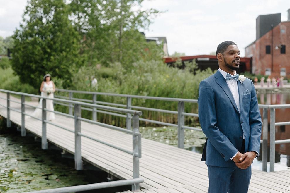 Wedding at Evergreen Brick Works, Toronto, Ontario, 16