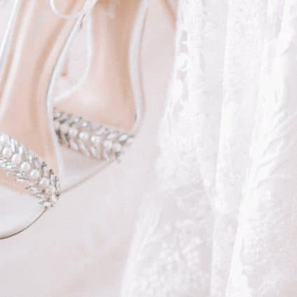 Thumbnail for Wedding Postponed? Here's How to Properly Store Your Dress Be…