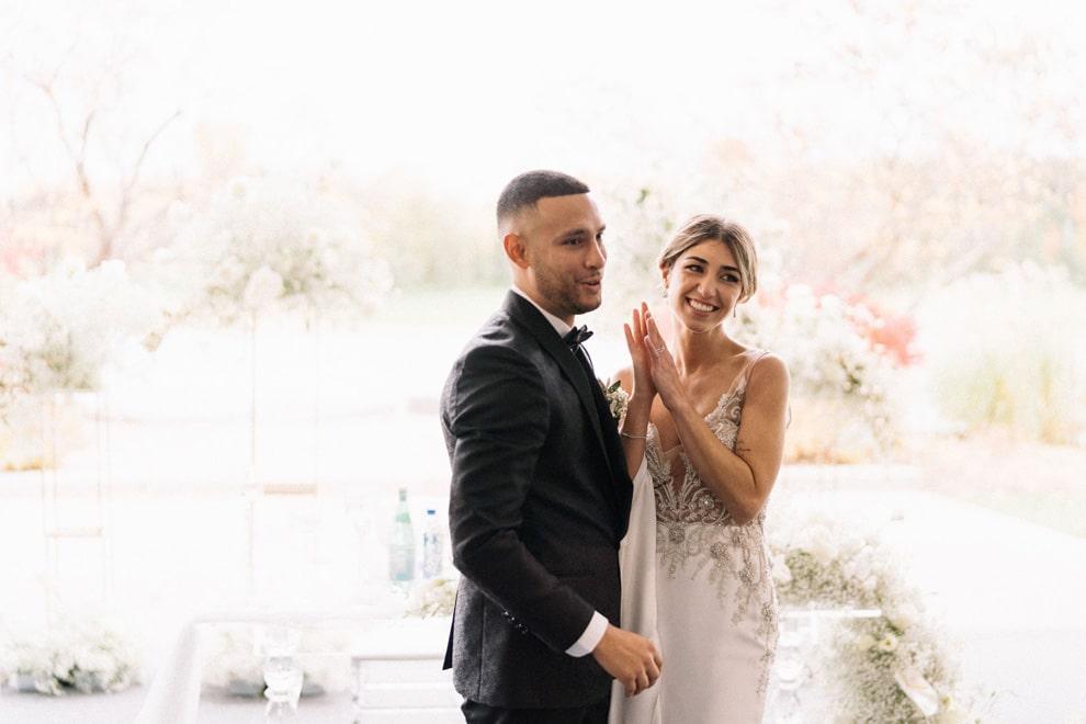 Fall Micro-Wedding