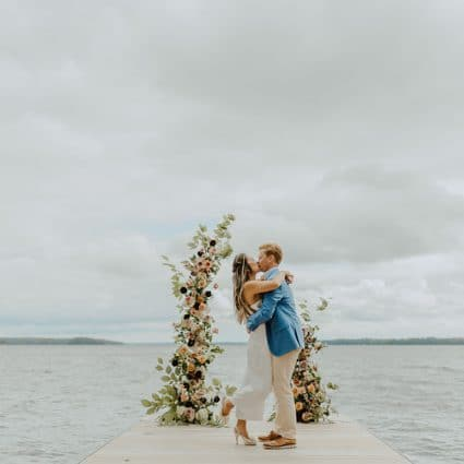 Hunt and Gather featured in 8 Floral Trends You Need to Know About for Intimate Weddings …