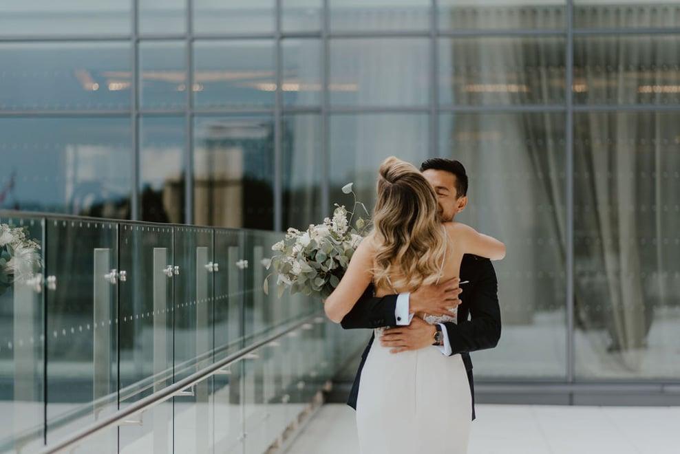 Wedding at Hotel X Toronto, Toronto, Ontario, Jessilynn Wong Photography, 16
