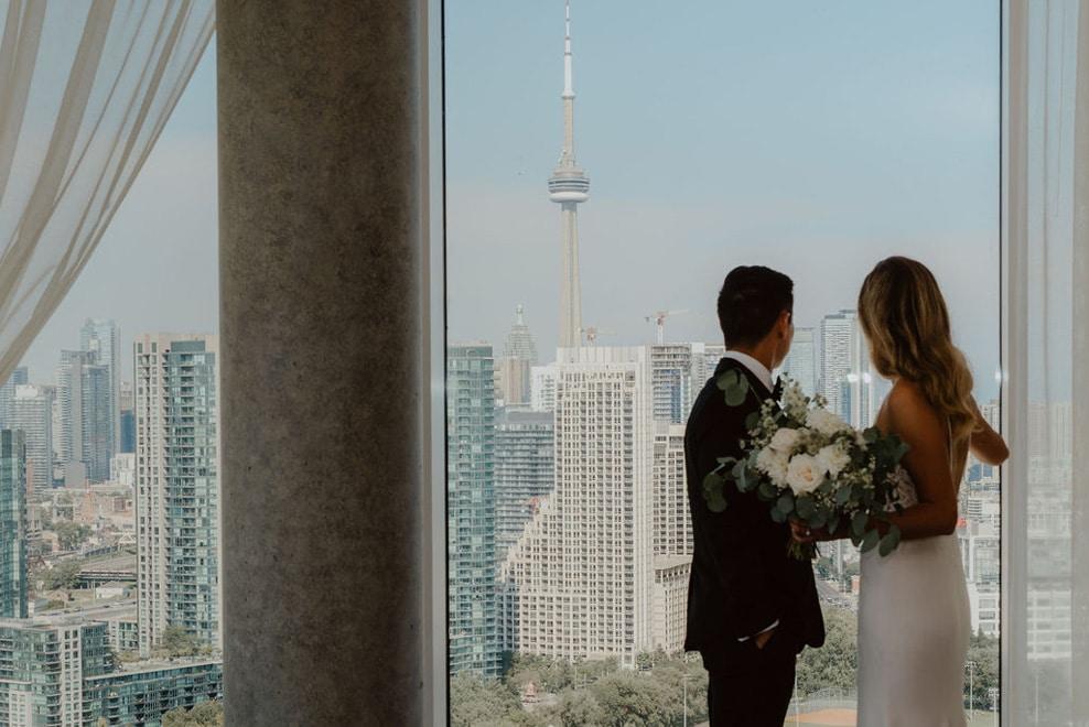 Wedding at Hotel X Toronto, Toronto, Ontario, Jessilynn Wong Photography, 19