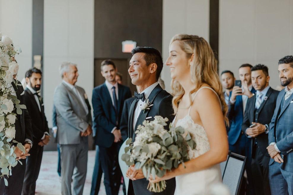 Wedding at Hotel X Toronto, Toronto, Ontario, Jessilynn Wong Photography, 27