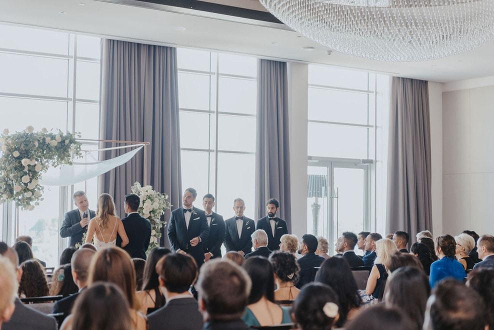 Wedding at Hotel X Toronto, Toronto, Ontario, Jessilynn Wong Photography, 28
