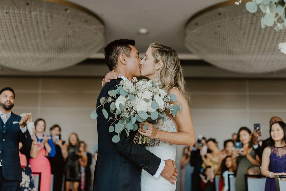 Wedding at Hotel X Toronto, Toronto, Ontario, Jessilynn Wong Photography, 31