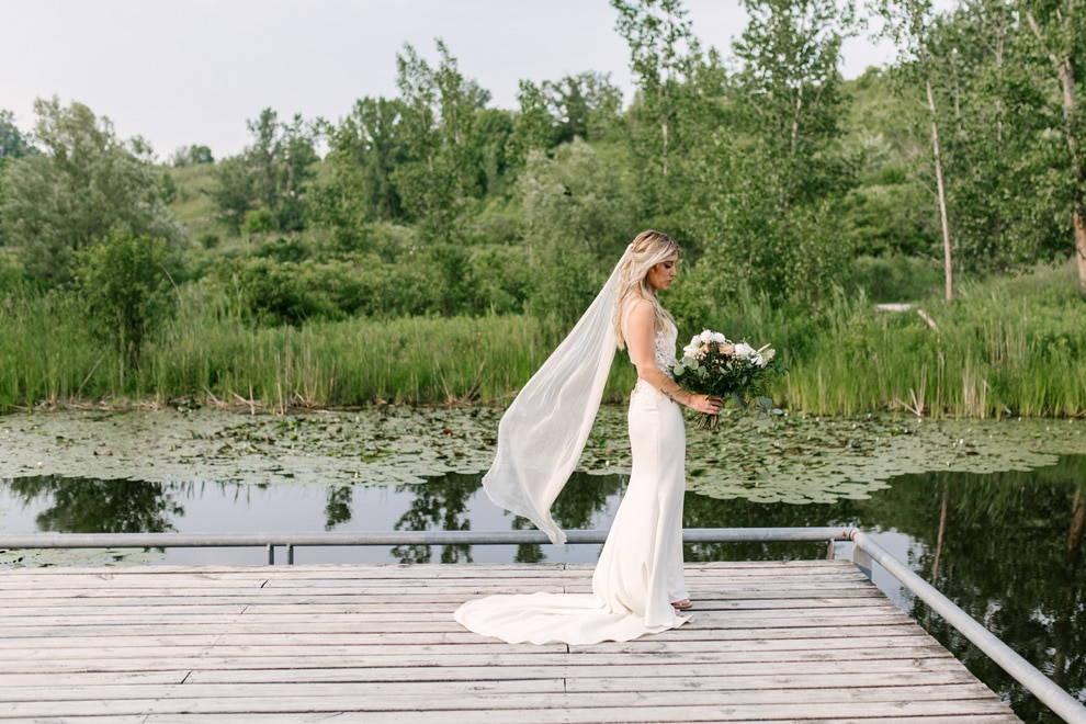 Wedding at Evergreen Brick Works, Toronto, Ontario, Lindsie Grey, 9