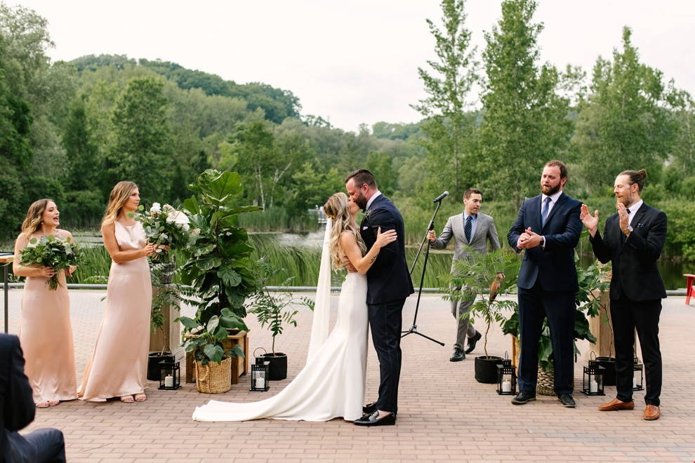 Wedding at Evergreen Brick Works, Toronto, Ontario, Lindsie Grey, 18