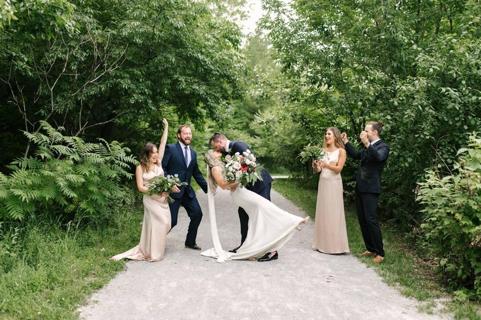 Wedding at Evergreen Brick Works, Toronto, Ontario, Lindsie Grey, 28