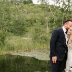 Thumbnail for Shannon and Mike's Romantic Nuptials at Evergreen Brick Works