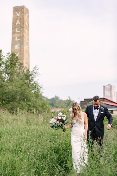 Wedding at Evergreen Brick Works, Toronto, Ontario, Lindsie Grey, 35