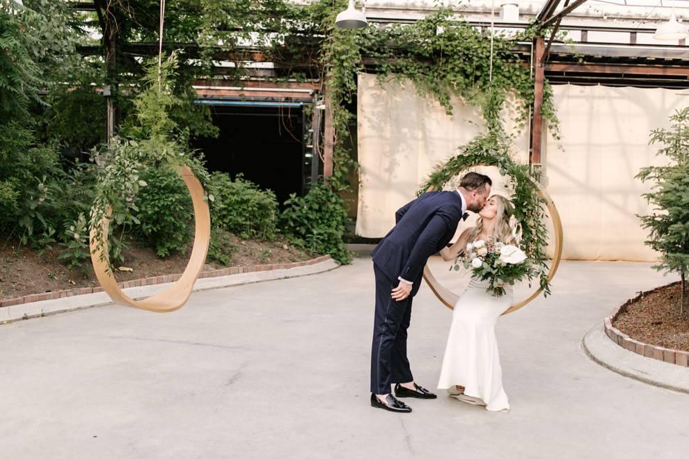 Wedding at Evergreen Brick Works, Toronto, Ontario, Lindsie Grey, 36