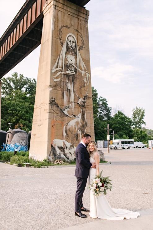 Wedding at Evergreen Brick Works, Toronto, Ontario, Lindsie Grey, 38