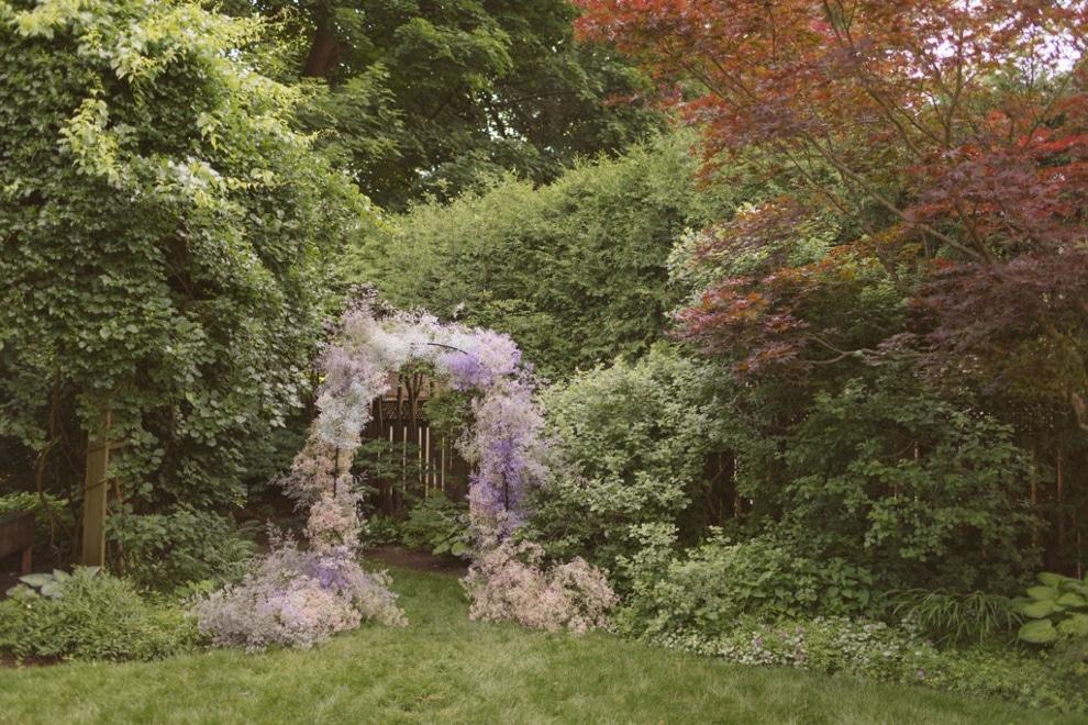 Carousel image of Patchouli Floral Design, 1