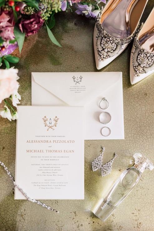 Wedding at The King Edward Hotel, Toronto, Ontario, Purple Tree Wedding Photography, 1