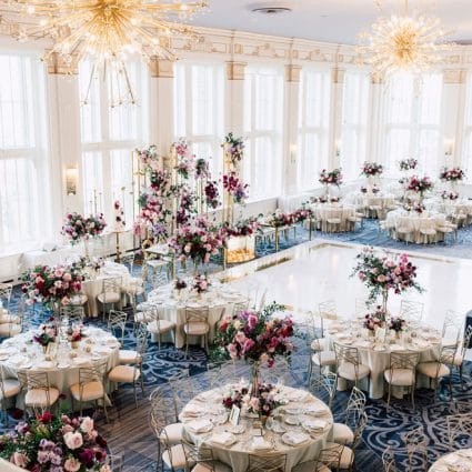 The King Edward Hotel featured in Alessandra and Michael's Luxurious Nuptials at the King Edwar…