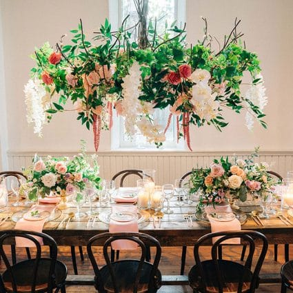 Secrets Floral Collection featured in 8 Floral Trends You Need to Know About for Intimate Weddings …