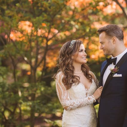 Thumbnail for Shannon and Tyler's Gorgeously Glam Wedding at Graydon Hall M…