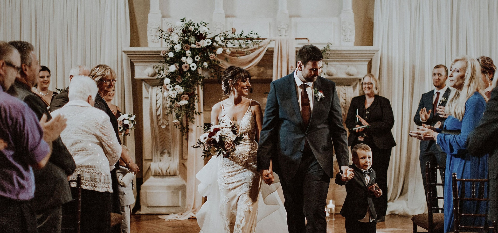 Hero image for Read This if You're Considering Inviting Kids to Your Wedding
