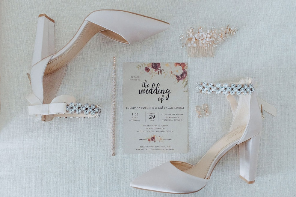 Wedding at Archeo, Toronto, Ontario, Jessilynn Wong Photography, 1