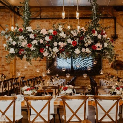 Archeo featured in Loredana and Sal's Gorgeous Wedding at Archeo