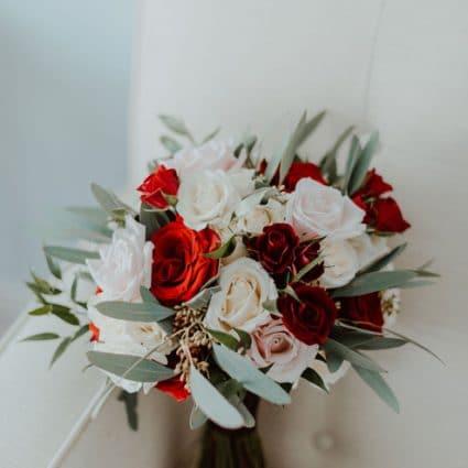 Ashton Creative featured in Loredana and Sal's Gorgeous Wedding at Archeo