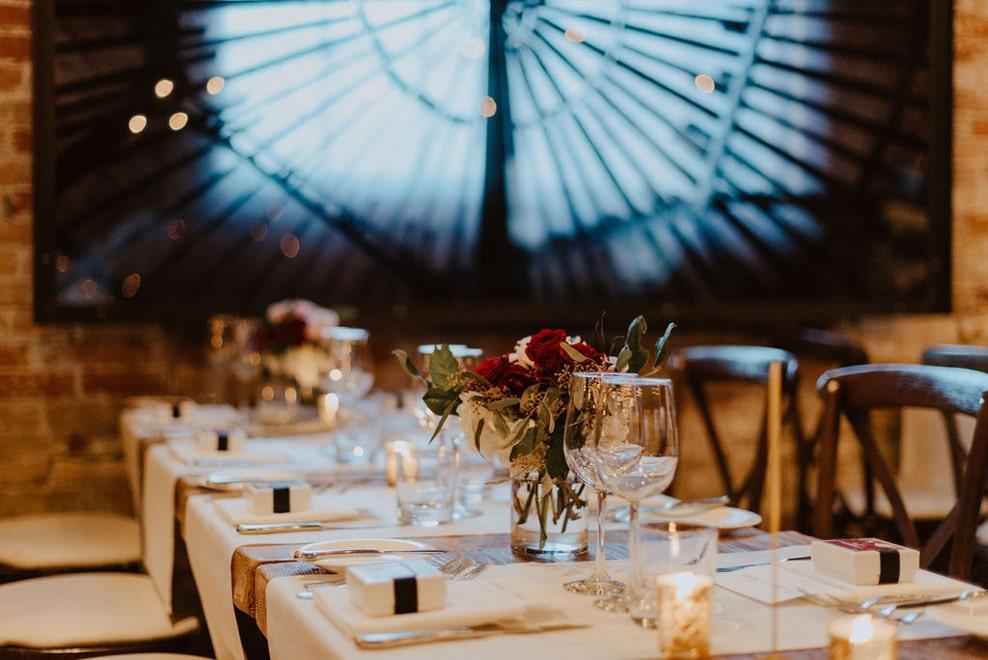Wedding at Archeo