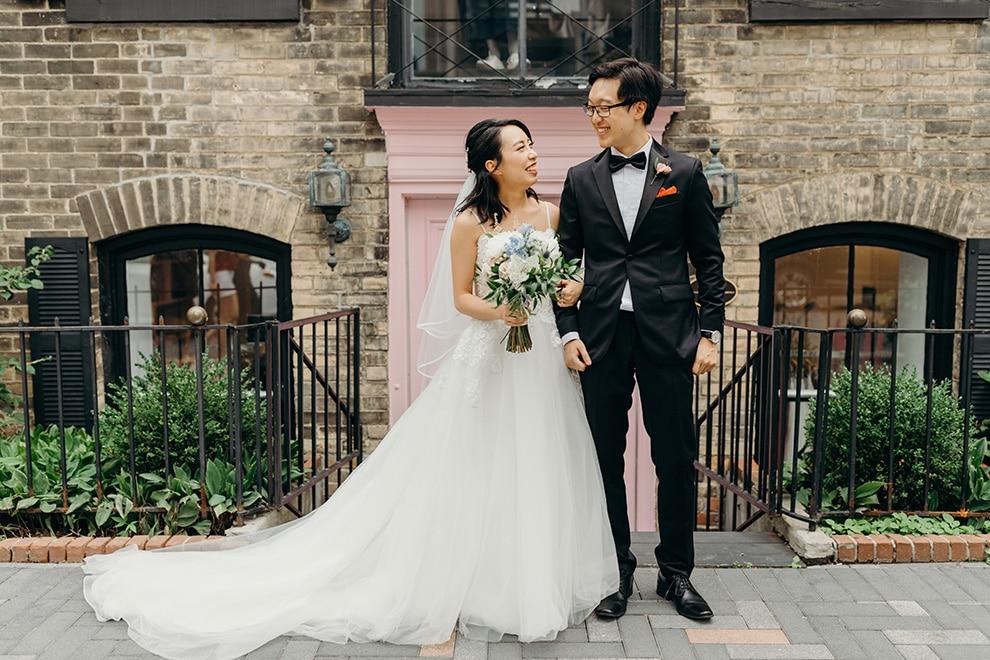 Wedding at Four Seasons Hotel Toronto, Toronto, Ontario, Lindsie Grey, 23