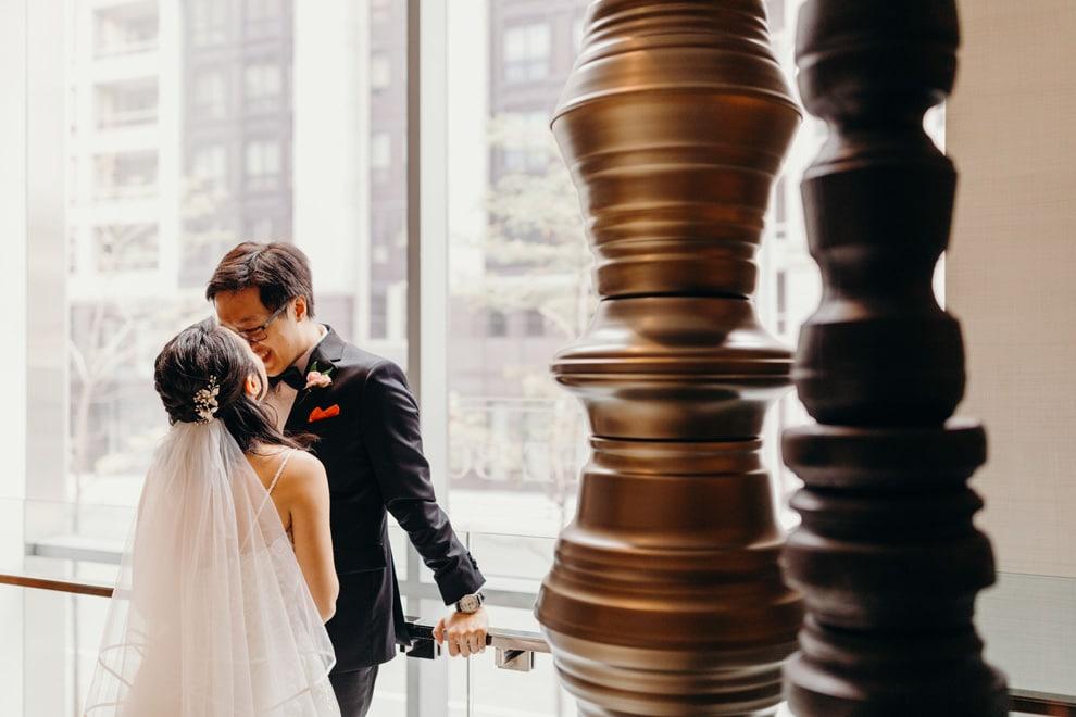Wedding at Four Seasons Hotel Toronto, Toronto, Ontario, Lindsie Grey, 20