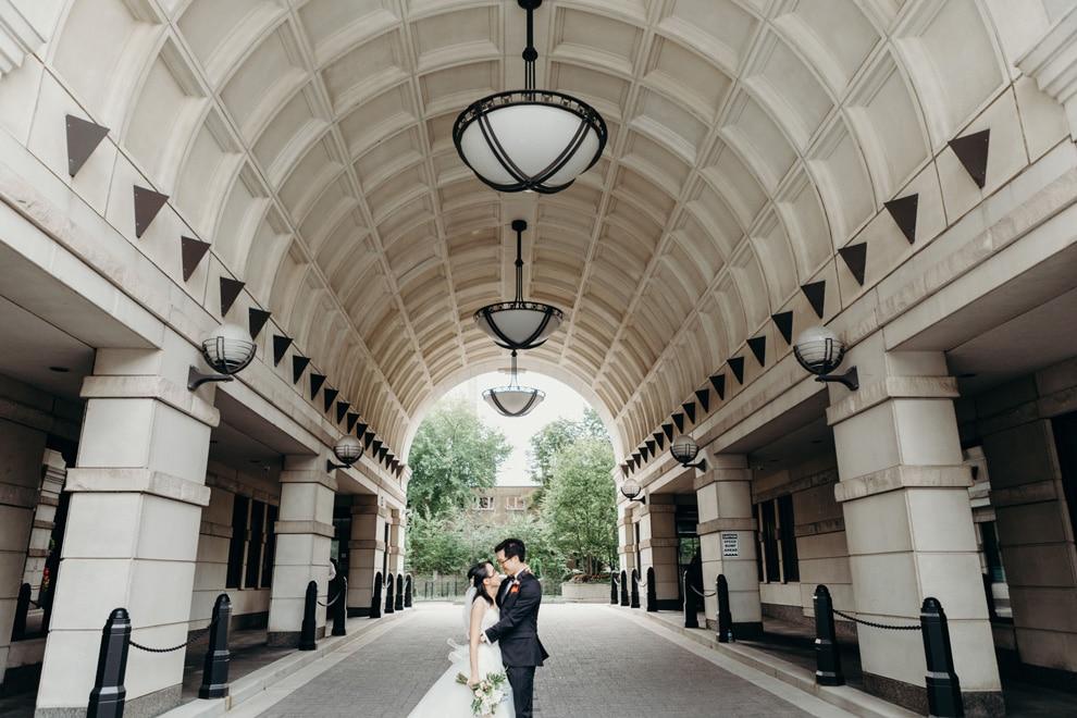 Wedding at Four Seasons Hotel Toronto, Toronto, Ontario, Lindsie Grey, 22