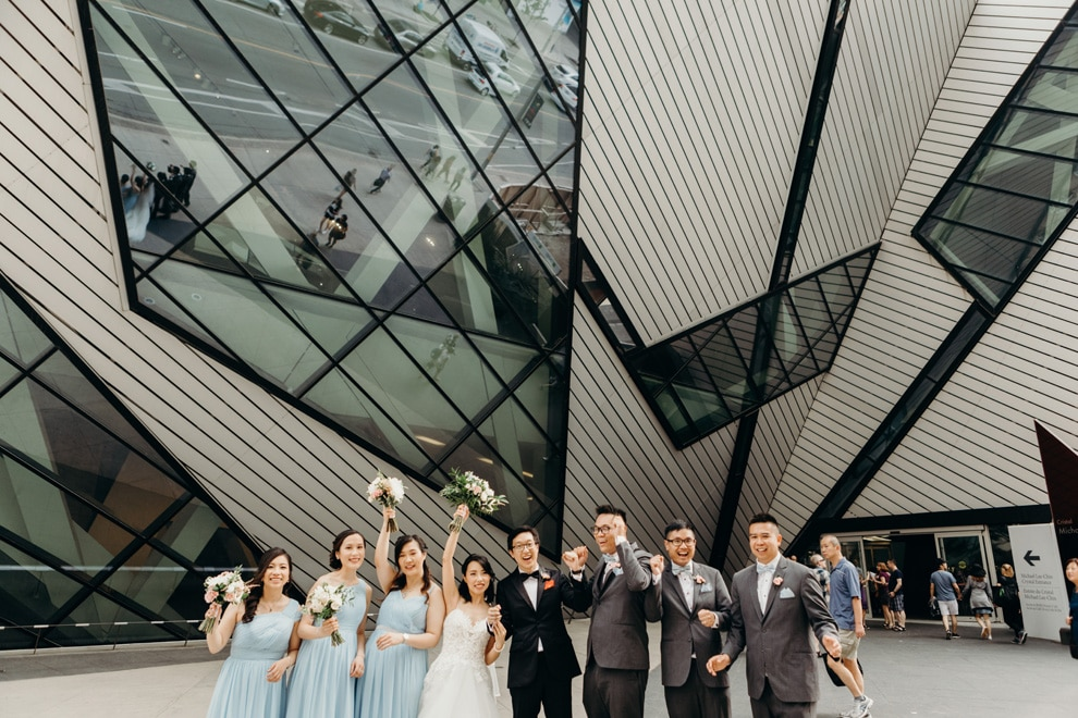 Wedding at Four Seasons Hotel Toronto, Toronto, Ontario, Lindsie Grey, 26