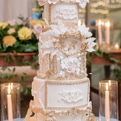 Patricia's Cake Creations featured in Where to Get a Wedding Cake in Toronto for Your Intimate Wedding