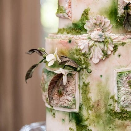 Nadia and Co featured in Where to Get a Wedding Cake in Toronto for Your Intimate Wedding